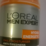 L'OREAL MEN EXPERT - Daily moisturiser, anti-tiredness