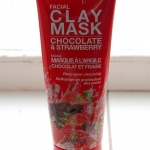 CLAY MASK - Chocolate & Strawberry