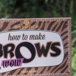 How to make brows wow