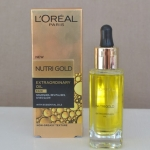 NUTRI GOLD EXTRAORDINARY FACE OIL