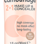 Camouflage 2in1 makeup & concealer