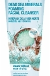 Dead Sea Minerals Foaming Facial Cleanser