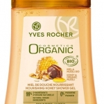 Organic Cosmetics Nourishing Honey Shower Gel - Honey & Organic Muesli