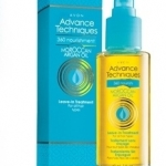 Advande techniques moroccan oil